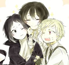 Bungou Stray Dogs |
