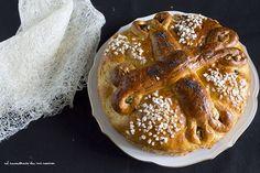 Pan de cristo o Chistopsomo | El recetario de mi cocina