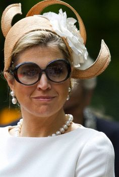 Dutch Queen Maxima attends the commemoration of the abolition of slavery at the Oosterpark, in Amsterdam, 1st of July 2013