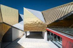 Atlantida Auditorium / UTE Llinàs-Llobet-Ayesta-Vives