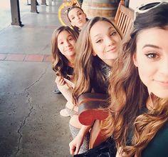 Kalani, Maddie, Kenzie & Kendall