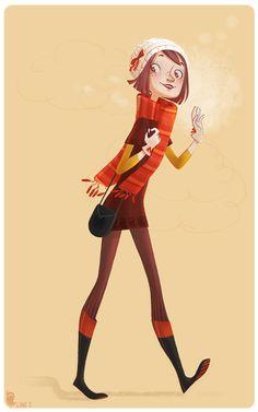 Miss Automn by tshipbd.deviantart.com on @deviantART