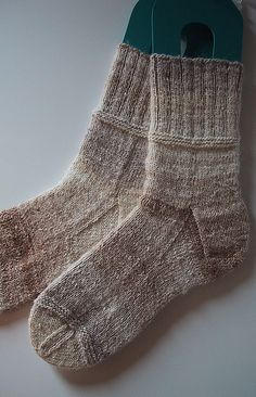 Winterscape Socks by Kay Redding
