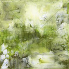 Shades of Green - Tapetit / tapetti - Photowall