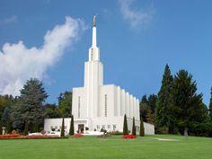 Bern, Switzerland LDS Temple
