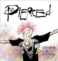 Pierced: A Zits Close-Up (Zits Sketchbook)  by Jim Borgman and Jerry Scott #Zits #GoComics