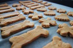 Jabĺčkové koláčiky so zázvorom nie len pre psov | Pes Bruno