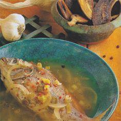 CREOLE POACHED FISH RECIPE | Caribbean Recipes | Caribbean Food Recipes