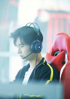 Cute Asian Guys, Cute Korean, Cute Actors, Handsome Actors, Asian Actors, Korean Actors, Yang Yang Zheng Shuang, Fan Yang, The Kings Avatar