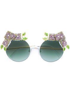 13ef0a46b6849 Dolce   Gabbana Eyewear Ortensia Collection Sunglasses - Farfetch