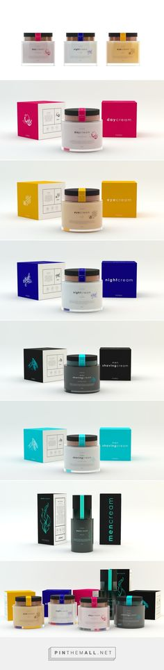 Creams#2 / packaging concept / by Josip Zelenika