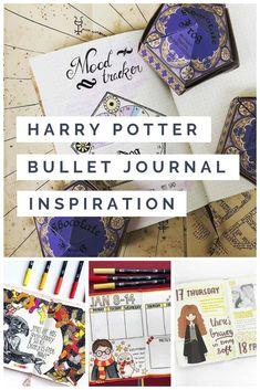 Looking for Harry Potter bullet journal inspiration? We've got monthly spreads and mood trackers that are totally MAGIC! Bullet Journal Tracker, Bullet Journal Writing, Bullet Journal Themes, Bullet Journal Inspo, Bullet Journal Spread, Bullet Journal Layout, Journal Pages, Bullet Journals, Bullet Journal Student