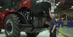 World class tractors from a world class facility. See how our Case IH Steiger tractors are produced in our factory Fargo North Dakota. Tracteurs de classe mondiale provenant d'une installation de classe mondiale. Voyez comment nos Case IH Steiger tracteurs sont fabriqués dans notre usine Fargo Dakota du Nord.  initiative in the Fargo plan…