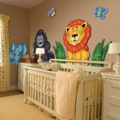 Looking for jungle nursery ideas? Take a look what I have here! Jungle nursery theme is a great choice for decorating a baby's room. On this page...