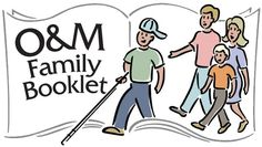 O&M Family Booklet Software--create an O&M plan for your students and share the plan with the family, explain goals and track the student's progress of attaining them.