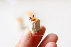 Dollhouse Miniatures, Miniature Food Jewelry, Craft Classes