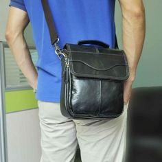 Guys Shoulder Messenger Bag