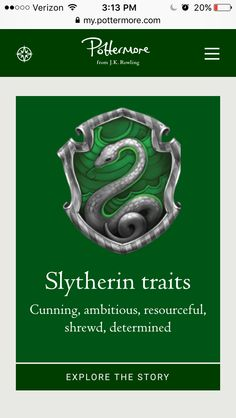 See More Proof To Show That Slytherin Is NOT Cruel And Or Evil