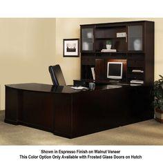 Sorrento Series Typical 2 Desk Suite