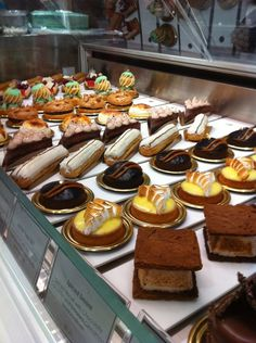 Dominique Ansel Bakery in New York, NY #seriouseats #frenchbakeries