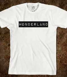 #WONDERLAND #foreveryoung #party #drunk #drugs #americanapparel #tshirt #shirt #tanktop #skreened