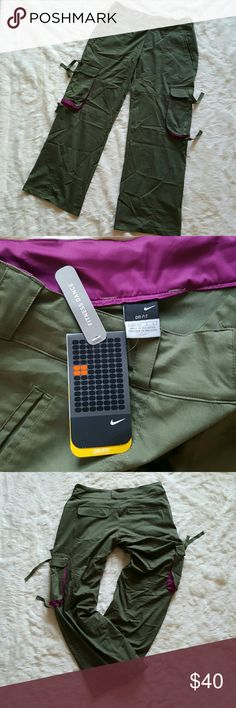 🚨 Final Offer🚨 Nike Dri Fit Energy Dance Pants Show the hard work, the sweat, the tears, and the joy of dance off in style with these pants.  This Dri-FIT woven pant provides excellent moisture wicking to keep you cool and dry while dancing your heart out. Conventional snap, and zip fly closure offers easy off adjustability. Over sized cargo pockets with ties, back pockets, and unique roll-up leg feature refresh your look and give more room for you to move and groove  Size: L(12-14)…