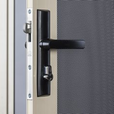 Security Screen Doors & Windows are designed by Spectra Blinds to meet your requirements and easily fixed to your existing doors and windows. Door Knobs, Door Handles, Stacking Doors, Security Screen, Screen Doors, Mosquito Net, Shtf, Double Doors, Windows And Doors