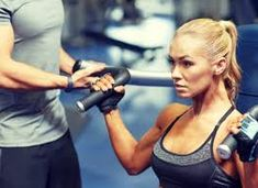 Being a personal trainer is not about having the right muscles. Unlike popular belief, personal trainers are also trained how to help people achieve their fitness goal.