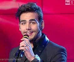 It's Ignazio, the Sweet One!