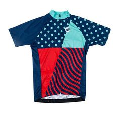 Patchwork Jersey - Men's Cycling Jersey – THE HEAVY PEDAL