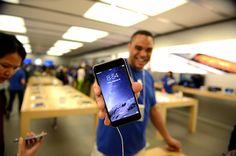 Plusieurs iPhone ont été volés dans un Apple Store américain par un groupe de 7 personnes