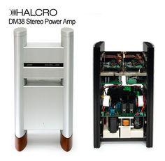 HALCRO DM38 Stereo Power Amplifier
