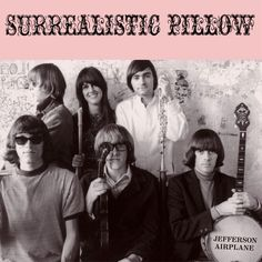 1967 - Surrealistic Pillow is the second album by Jefferson Airplane, released in February It is their first album to feature vocalist Grace Slick & drummer Spencer Dryden. The album peaked at on Billboard & remained in the charts for over a year. Grace Slick, Lps, Playlists, The Who Woodstock, Rock And Roll, The Ventures, Musica Disco, Rock Album Covers, Jefferson Airplane