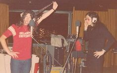 Hughes and Coverdale...