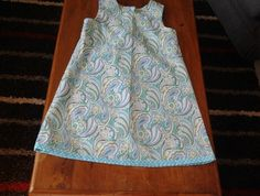 Size 4 - Pretty in Paisley