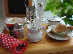 Tiny things for the mini kitchen | Flickr - Photo Sharing!