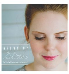 GROWN UP GLITTER // The Kitchy Kitchen