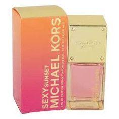 Michael Kors Sexy Sunset Eau De Parfum Spray By Michael Kors