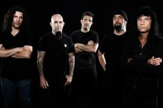 Anthrax to Release New EP of '70s Covers in September