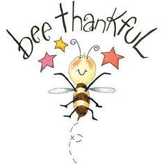 Image result for bee grateful