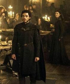 Exclusive: Behind The Scenes Of Game Of Thrones' Red Wedding