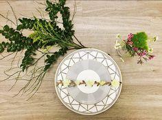 COACHELLA THEMED  Channing Bone China Charger Plate   Connelley Bone China Dinner Plate   Duke Bone China Salad Plate   Olivia Highball Glass