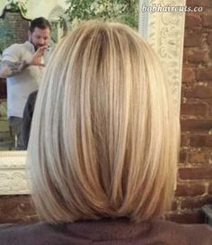 15 Long Bob Haircuts Back View - 3 #LobHairstyles