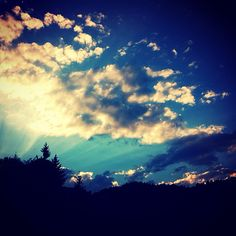 Just... Finding Yourself, Clouds, Celestial, Sunset, Travel, Outdoor, Sunsets, Outdoors, Viajes