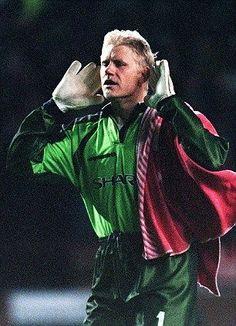 Peter Schmeichel, Manchester United