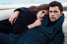 Sean O'Pry Heads to Italy for Cerruti 1881 Fall/Winter 2015 Campaign
