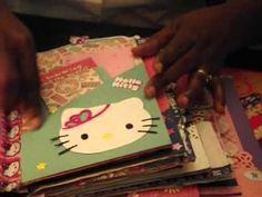 Mini Album Hello Kitty