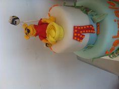 Winnie de Pooh Cake   www.eventsandmore.co