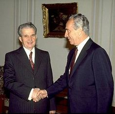 """SOURCES: """"Sovereign Debt, Austerity, and Regime Change: The Case of Nicolae Ceausescu's Romania"""" – by Cornel Ban """"The world economy and the Cold War, … Shimon Peres, Romanian Revolution, Warsaw Pact, Industrial Development, Austerity, Bucharest Romania, Forced Labor, European Countries, Military"""