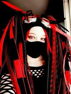 Cyber -Goth